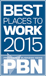 Voted 2015 Best Places To Work